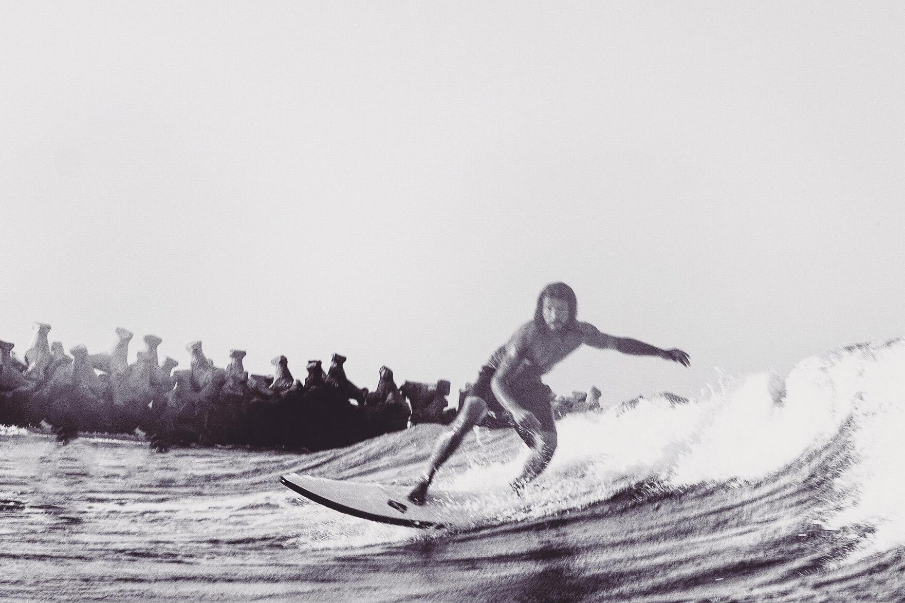 Surf la Marea Neagra